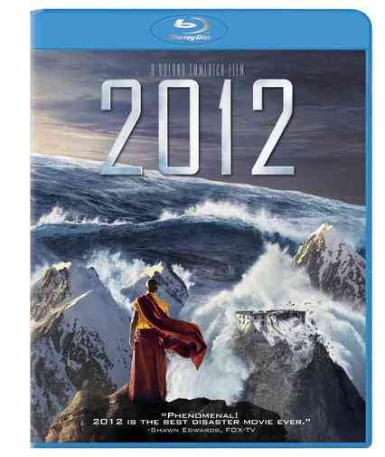 2012 BY CUSACK,JOHN (Blu-Ray)