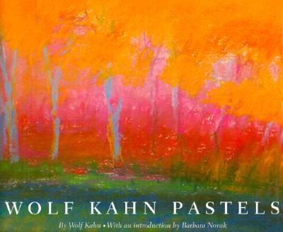 Wolf Kahn Pastels By Kahn, Wolf/ Novak, Barbara